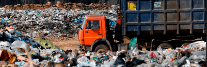 вывоз бытовых отходов ТБО