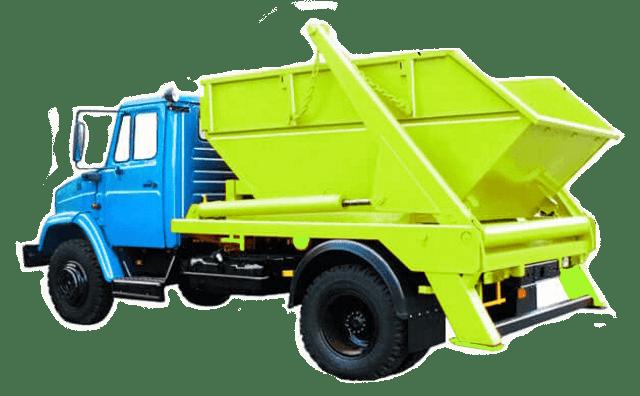вывоз мусора 8 м3